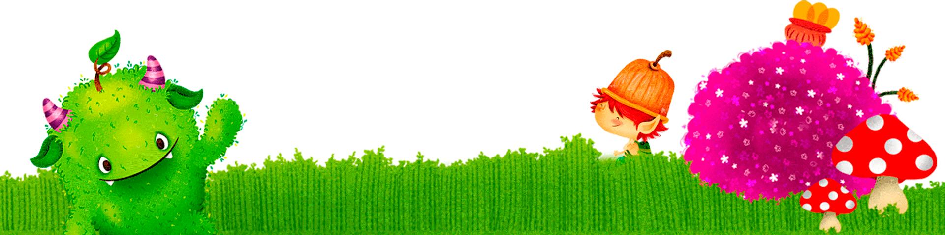 grama 5 - magic forest